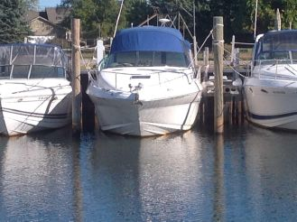 2002 Sea Ray 320 Sundancer   11993