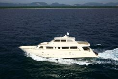 2009 Custom Gianetti Star Navetta 85 3 Deck