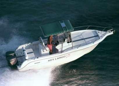 2002 Sessa Key Largo 23