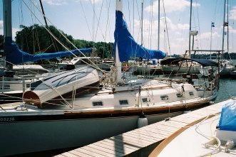 1992 Ericson 38-200