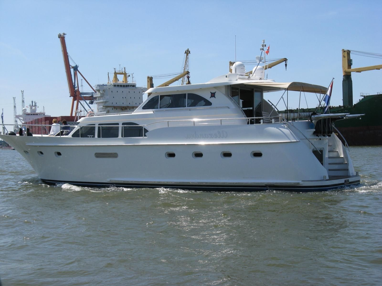 2007 van der heijden dynamic 1700 de luxe power boat for sale. Black Bedroom Furniture Sets. Home Design Ideas