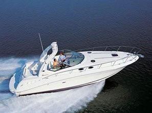 2006 Sea Ray 375 Sundancer