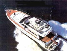 1992 Ferretti 58S ALTURA