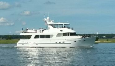 thumbnail photo 2: 2013 Outer Reef Yachts 700