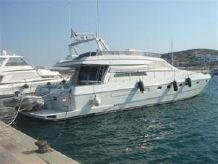1991 Ferretti Yachts 58'