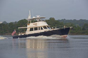 2002 Bruckmann 56 Motoryacht with FB