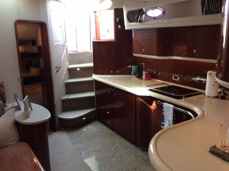 Sea Ray 58 Yacht for sale