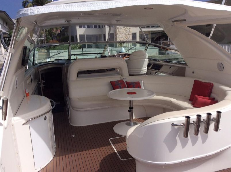 Sea Ray 580 Yacht for sale