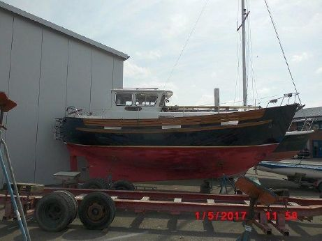 1974 Northshore Fisher Fisher 30