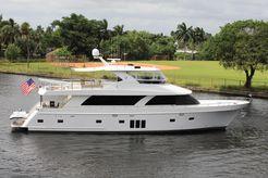 2011 Ocean Alexander 85E