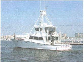 1970 Harkers Island Sportfisher