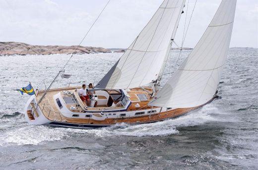 2008 Hallberg-Rassy HR 43 MK II