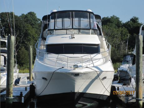 2005 Silverton 410 Sport Bridge