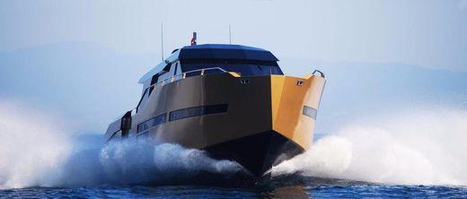 2012 Mazu Yachts 58