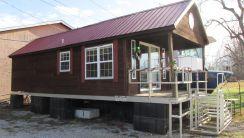 2007 Custom Built 12 x 36 Floating House