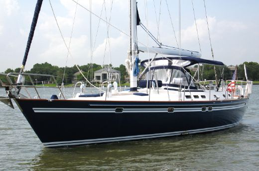 1996 Taswell 56' CUSTOM CUTTER