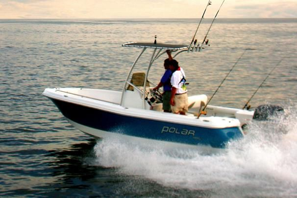 Bass TX - Polar Kraft Boats - The Best Value in Boating
