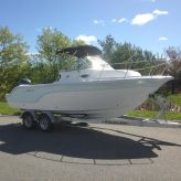 2014 Sea Fox 216 Voyager