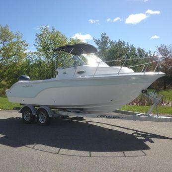 2014 Sea Fox 216 Voyager