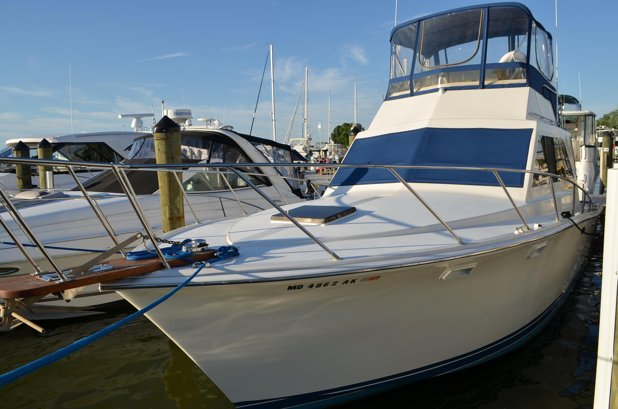 Pacemaker new and used boats for sale in md for Used fishing boats for sale in md