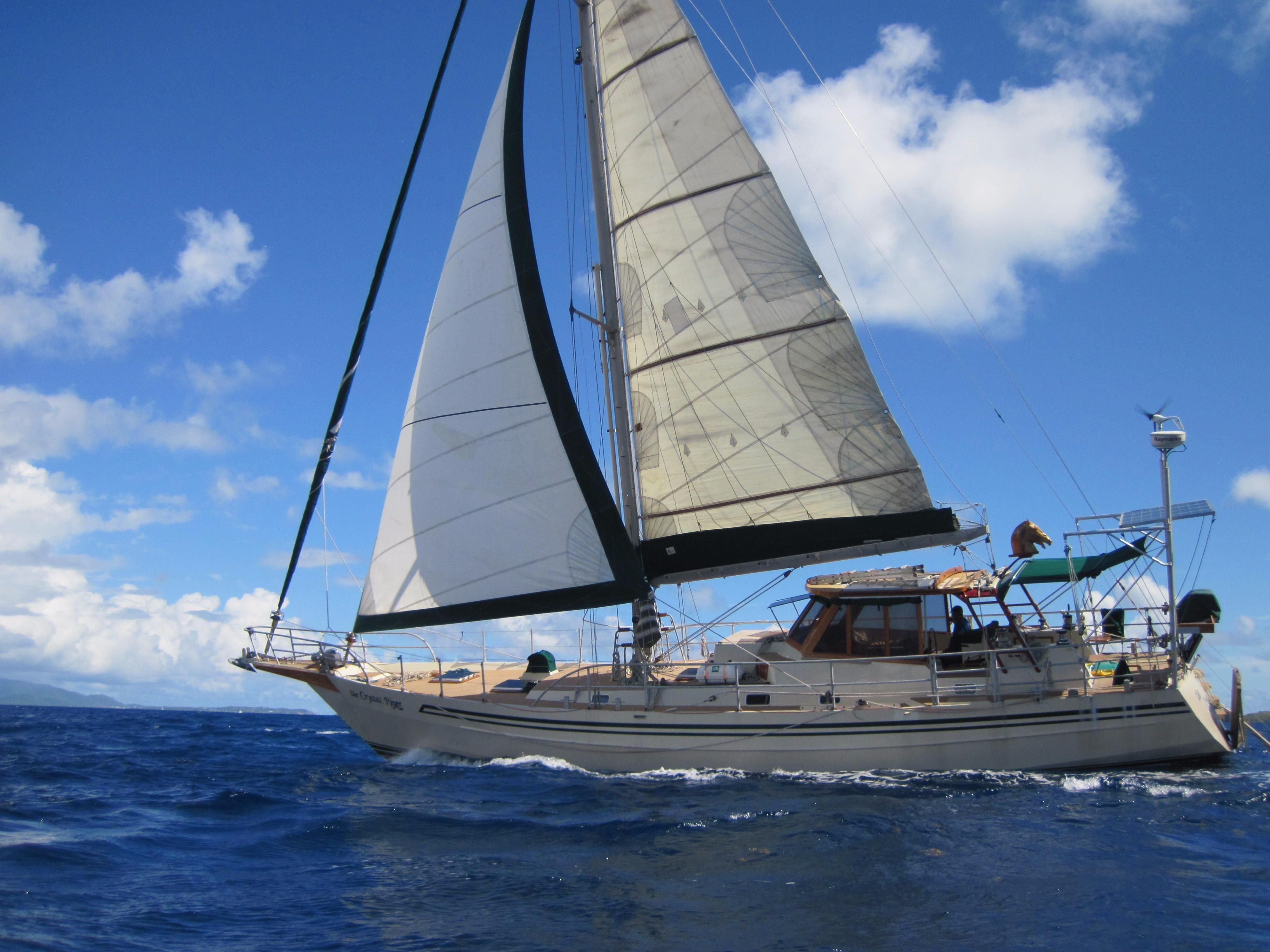 1984 Aluminum Boat Co 65 Sail Boat For Sale Www