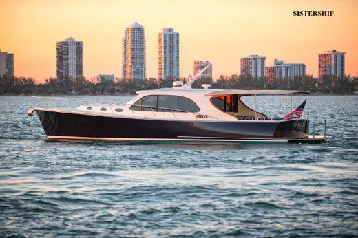 2017 Palm Beach Motor Yachts PB50