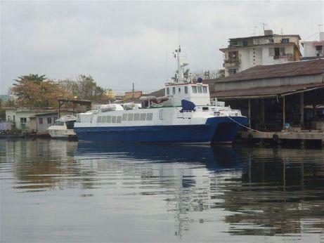 1989 Hontanas 81 Passagier Vessel