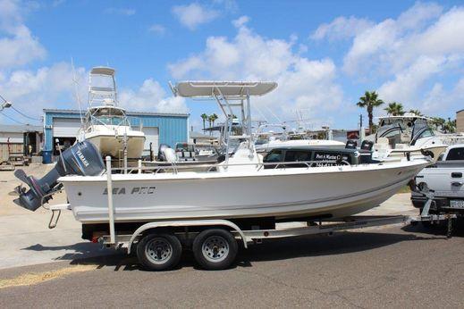 2004 Sea Pro SV 2100 CC