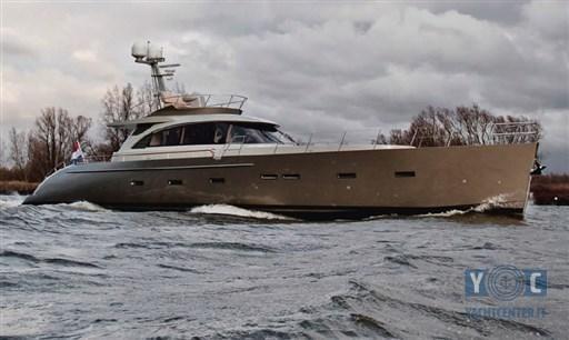 2011 Acico Yacht AY 74
