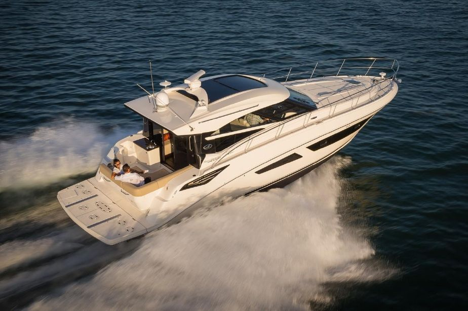 2015 Sea Ray 470 Sundancer Power Boat For Sale - www.yachtworld.com