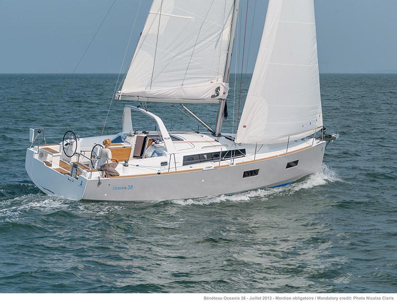 2019 beneteau oceanis 38 1 sail boat for sale www yachtworld com rh yachtworld com Beneteau Sailboats Family Beneteau Center Cockpit Sailboats