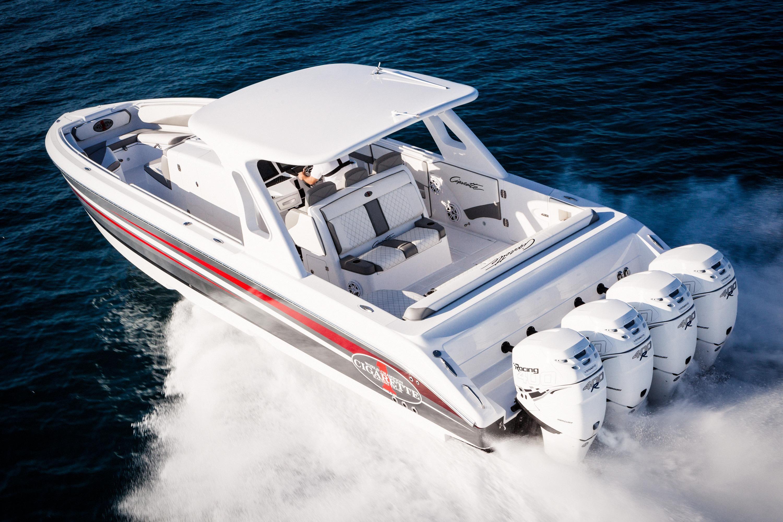 2018 cigarette 41 gtr power boat for sale for 400 hp boat motor price