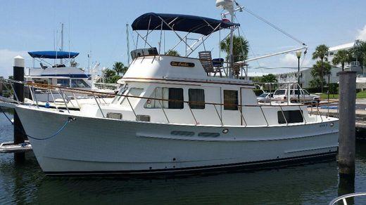 2004 Monk 36 Trawler
