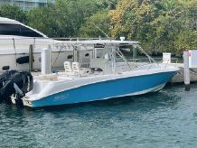 2009 Boston Whaler 320 Outrage Cuddy Cabin