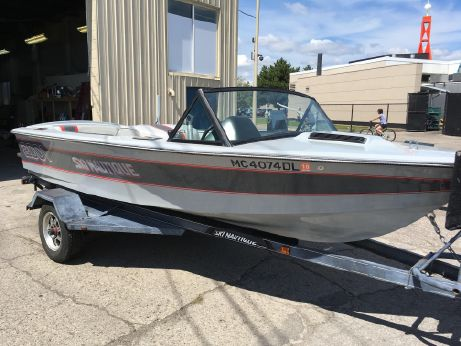 1986 Correct Craft 2001 Ski Nautique