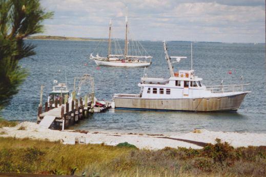 1986 Winninghoff Dive Boat