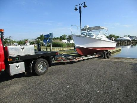 1971 Brownell Bass Boat