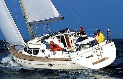 2001 Jeanneau Sun Odyssey 40 Ds Sail Boat For Sale Www Yachtworld Com