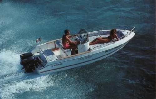2002 Sessa Key Largo 18