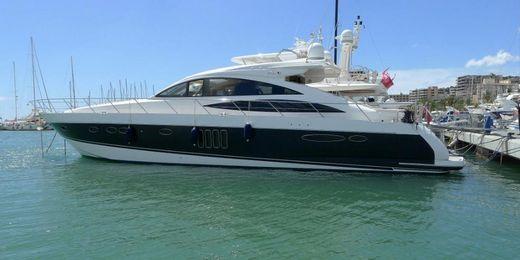 2007 Princess V70