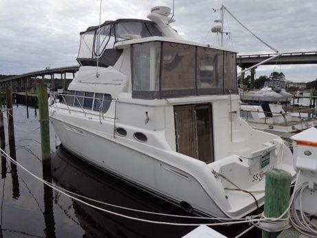 1998 Silverton 442 Cockpit Motor Yacht