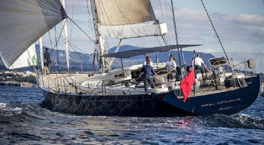 2004 Custom Carbon Composite Sailing Yacht