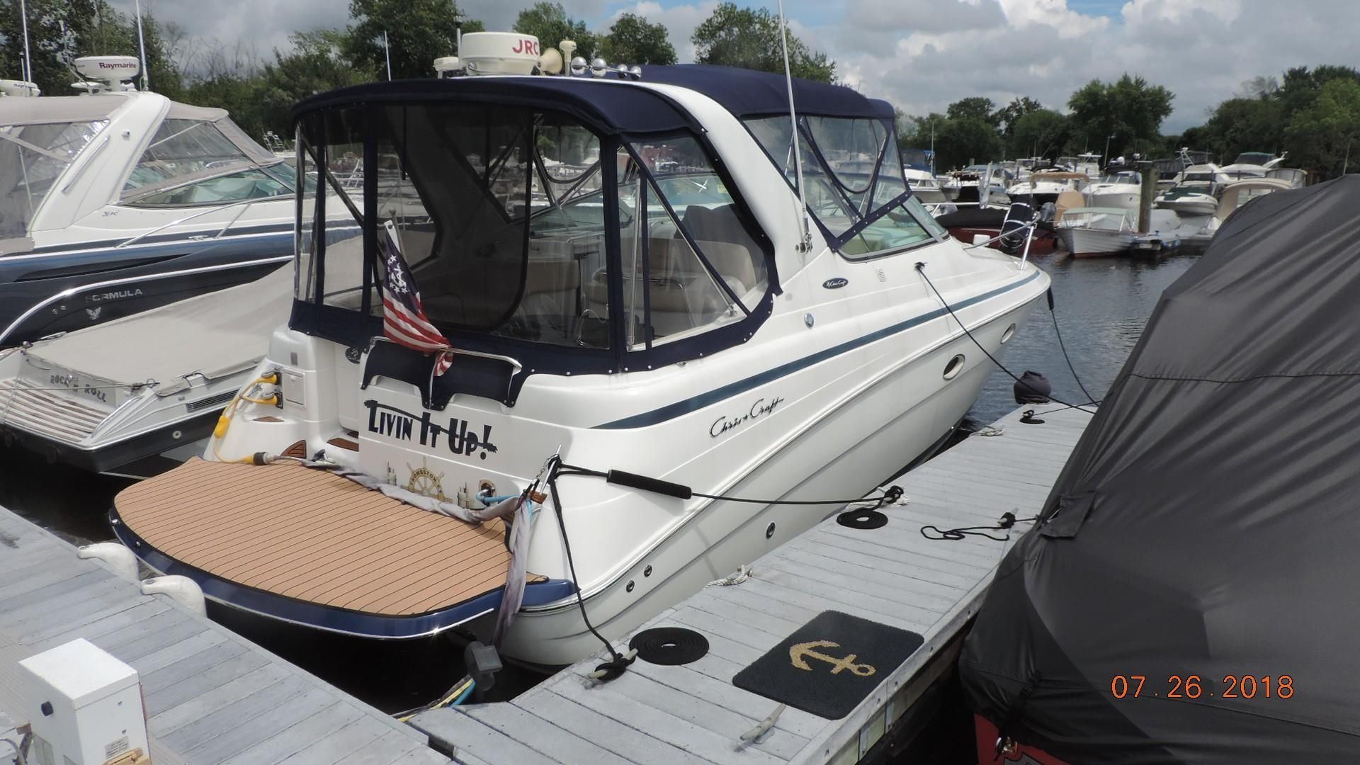 2000 Chris-Craft 328 Express Cruiser Power Boat For Sale -  www.yachtworld.com