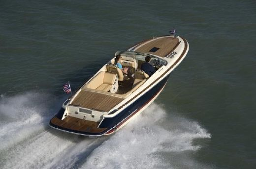 2016 Chris Craft Corsair 25
