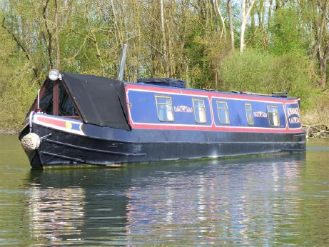 2007 Narrowboat 55' Trad Stern by Cuttwater