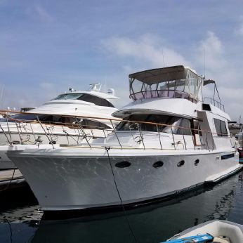 1987 Symbol 60' Motor Yacht
