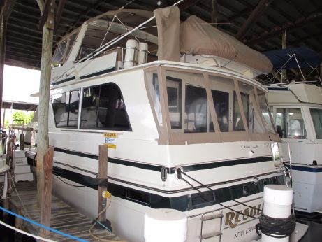 1987 Chris-Craft 501 Motoryacht