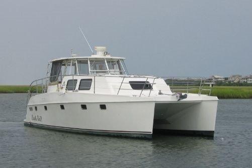 2008 Endeavour Catamaran