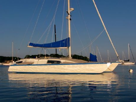 1987 Custom Simpson Liahona trimaran