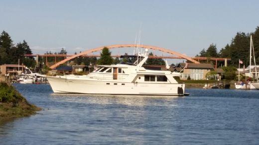 1991 Tollycraft 61 Pilothouse Motor Yacht